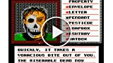 CGRundertow UNINVITED for NES Video Game Review