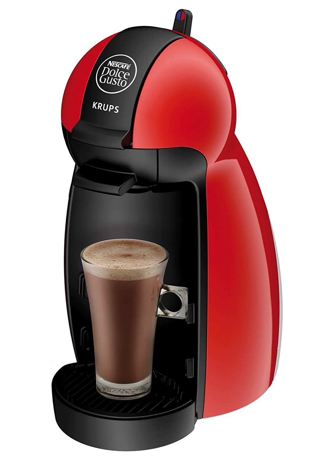 coffee machine krups nescafe dolce gusto piccolo espresso coffee machine kp1006 ebay. Black Bedroom Furniture Sets. Home Design Ideas