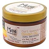 Maui Moisture Coconut Oil Curl Smoothie 12 Ounce Jar (354ml) (6 Pack) (Tamaño: 12 Ounce (6 Pack))