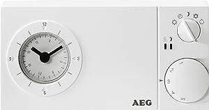 AEG 184884 FTEU 601 Fußbodentemperaturregler 16 A, 230 V, AP  BaumarktKundenbewertung und Beschreibung