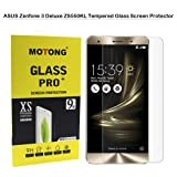 ASUS Zenfone 3 Deluxe ZS550KL Tempered Glass Screen Protector - MOTONG Screen Protector for ASUS Zenfone 3 Deluxe ZS550KL 5.5