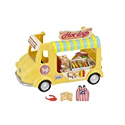 Hot dog wagon and was able to Sylvanian Families shops