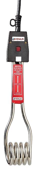 Venus 700870 1500-Watt Immersion Water Heater (Silver)