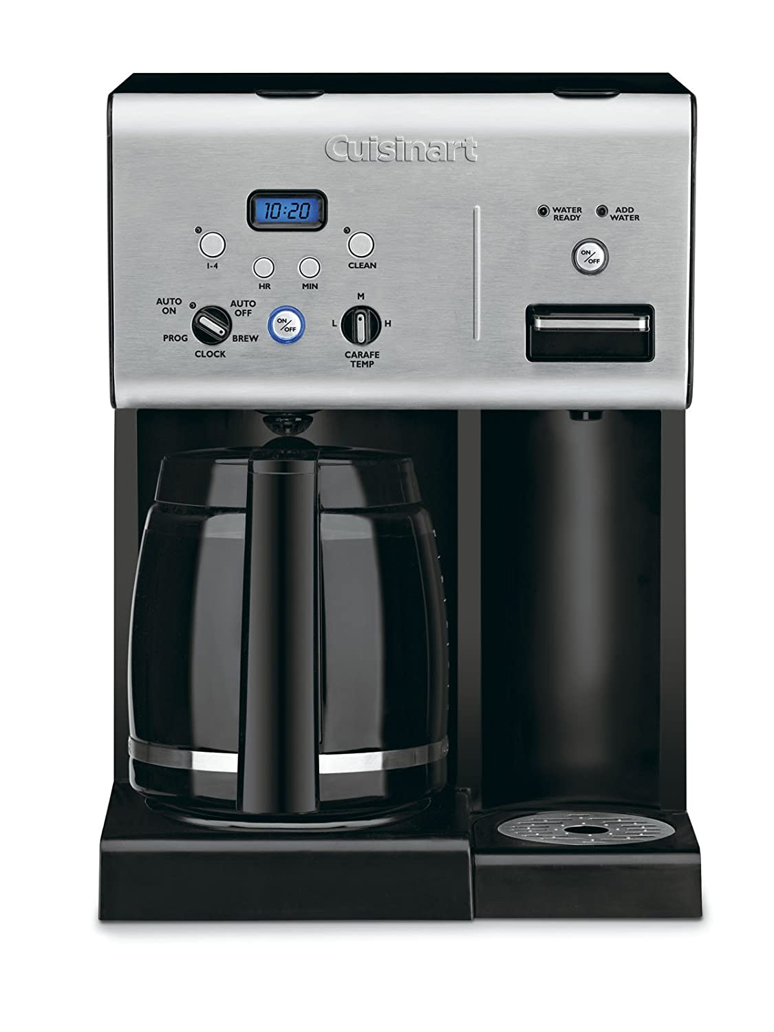 CuisinArt CHW-12: The 12 Cup Coffee Maker to Give You Various Brews