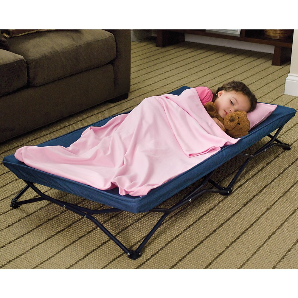 Review of the top 5 and best travel beds for toddlers for Futon portatil