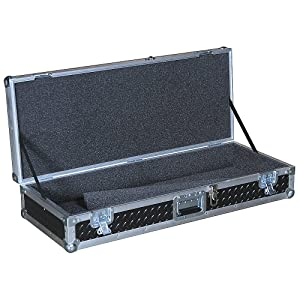 Keyboard 3/8 Ply Professional ATA Case with Diamond Plate