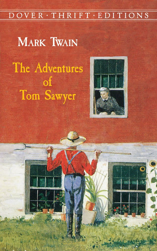 http://www.amazon.com/Adventures-Sawyer-Dover-Thrift-Editions/dp/0486400778/ref=sr_1_3?s=books&ie=UTF8&qid=1406949783&sr=1-3&keywords=tom+sawyer