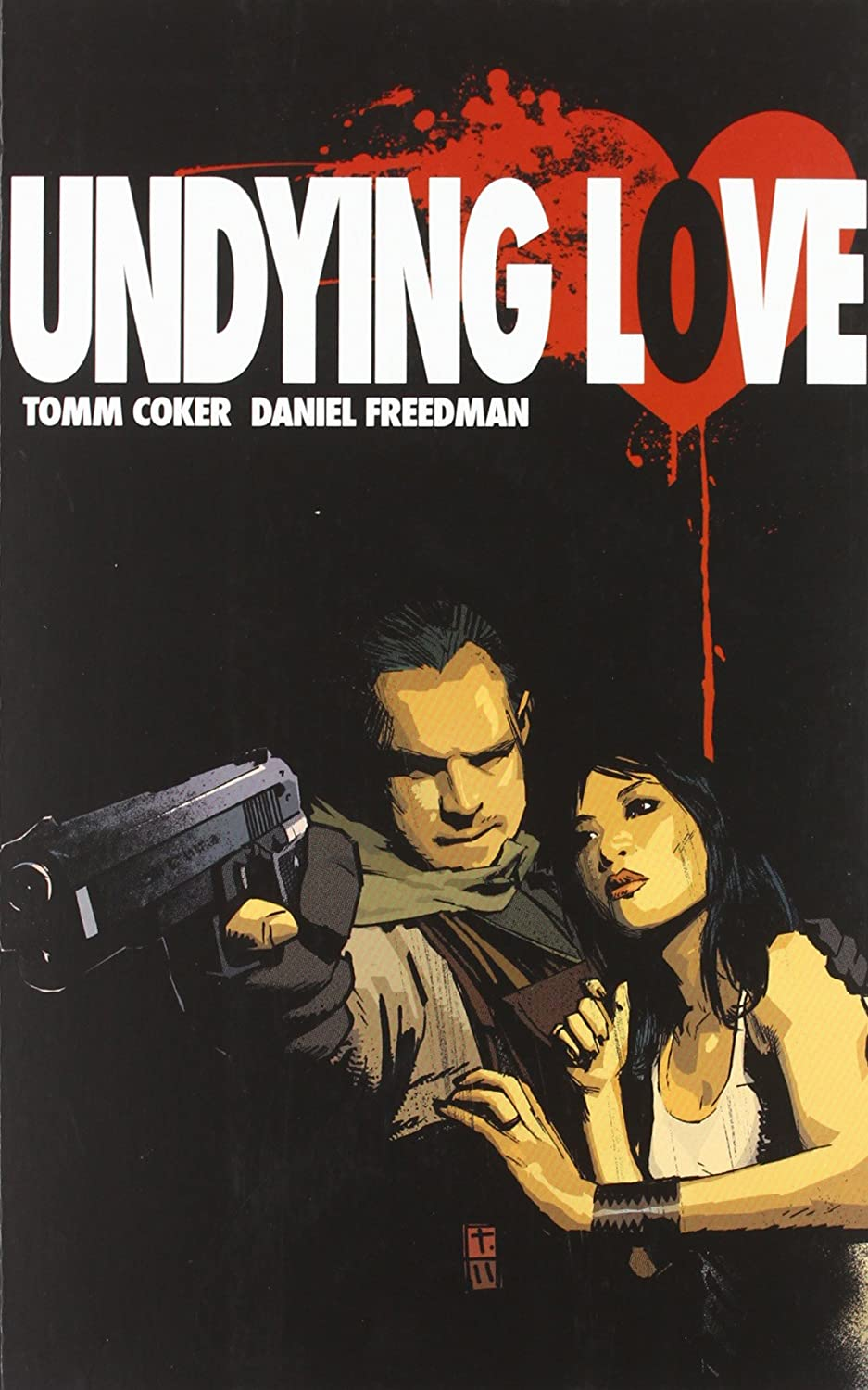 Undying Love Tome 1