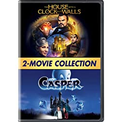 The House with a Clock in Its Walls / Casper Double Feature