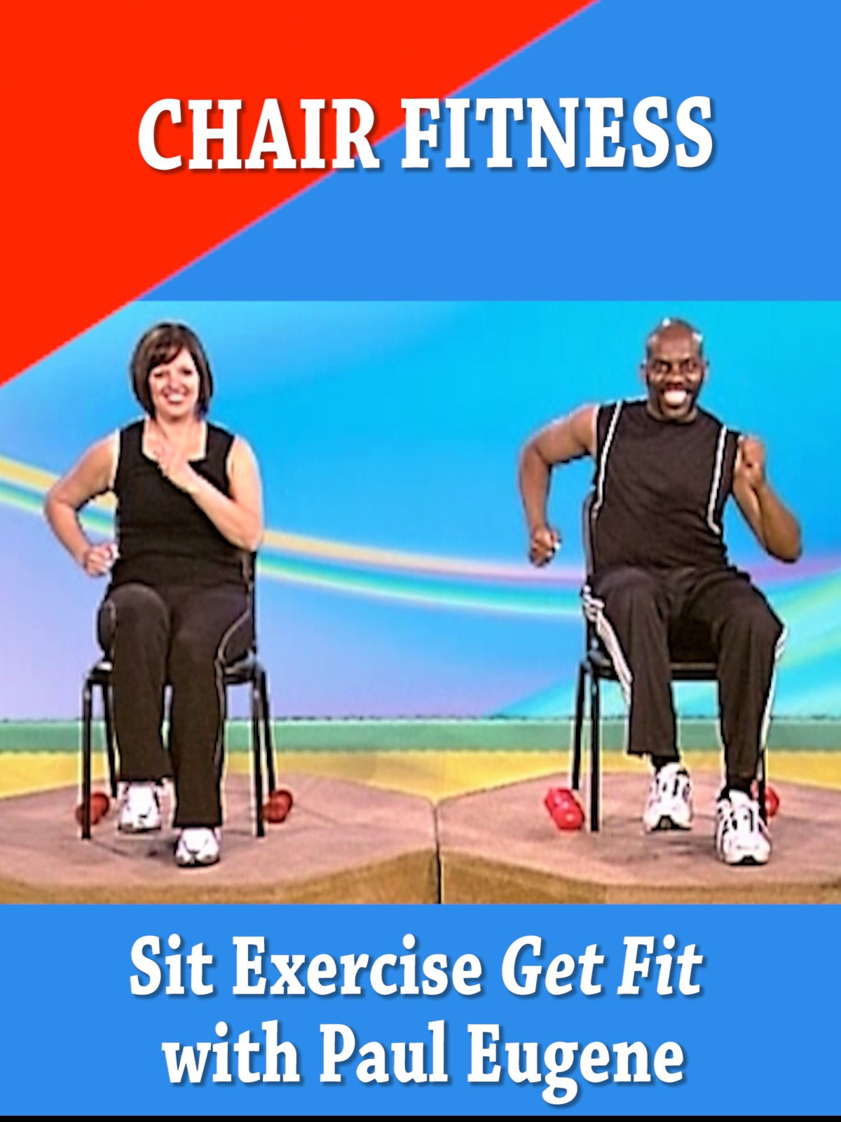Chair Fitness on Amazon Prime Video UK