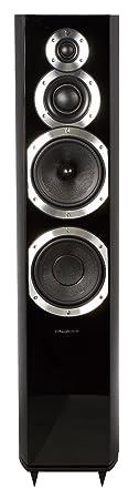 Wharfedale DIAMOND 10.7 Enceinte pour MP3 & Ipod Noir