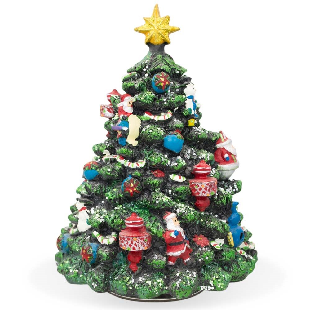 Christmas trees music boxes christmas wikii for Christmas tree in a box