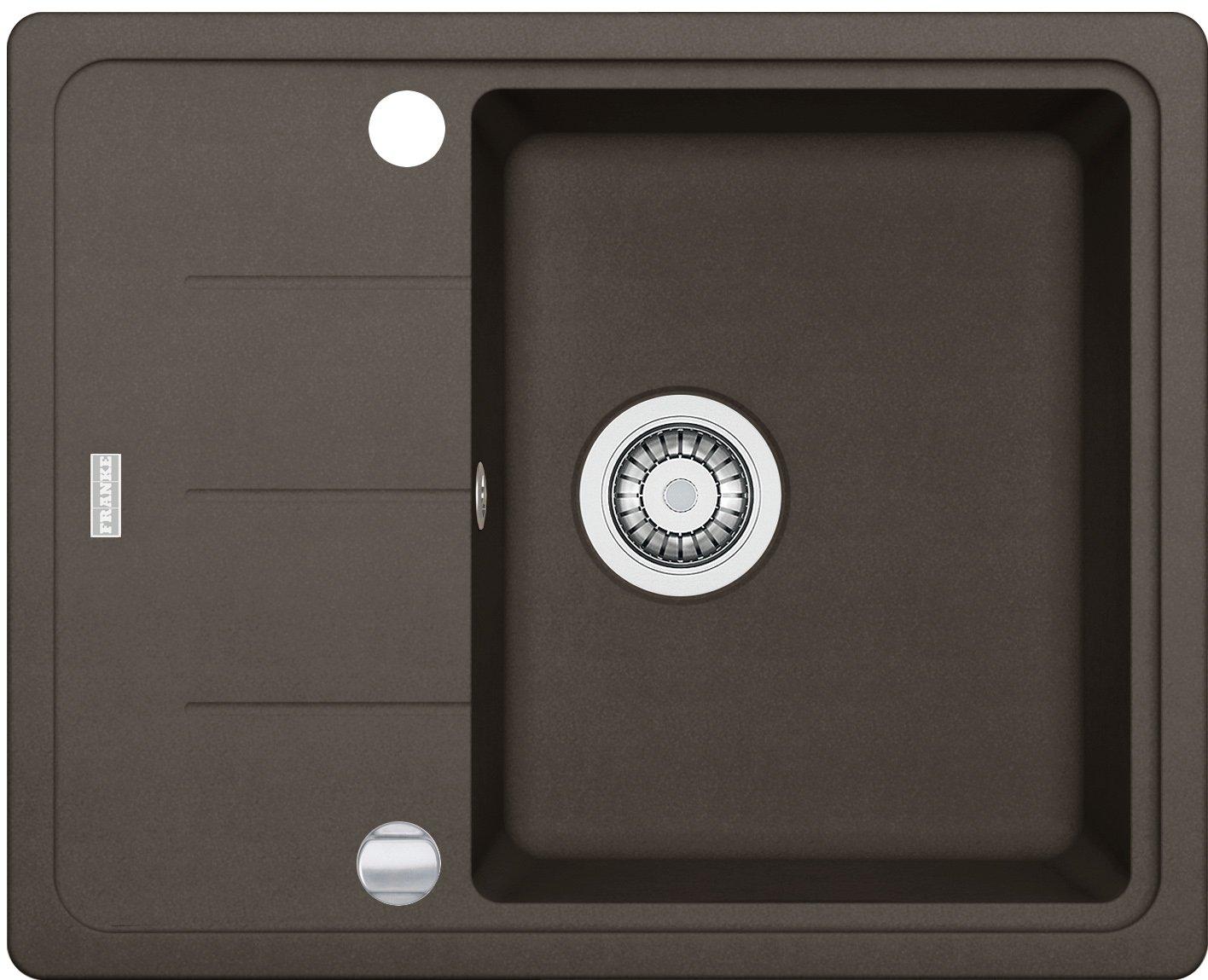 Franke KüchenSpüle Basis BFG 61162 (114.0301.903)  Fragranit Cashmere  BaumarktKundenbewertung und weitere Informationen