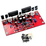 150W Amplifier complete board 2SA1216 2SC2922 (Color: RED)
