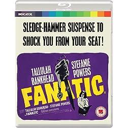 Fanatic (aka Die! Die! My Darling!) [Blu-ray]