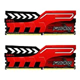 GeIL 16GB (2 x 8GB) EVO FORZA DC DDR4 PC4-21330 2666MHz Desktop Memory Model GFR416GB2666C16ADC (Tamaño: 16 Gb)