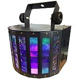 LED RGB DMX Derby Light - DJ Lighting - Stage Lighting Effect
