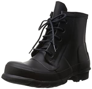 Hunter Women's Original Lace-Up Boot, 6