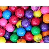 Bubble King Assorted Gumballs 22 mm 19 pound - Gumballs in Bulk - Gumballs Refill - Gumballs for Gumball Machines (Tamaño: 22 mm | 1430 count)