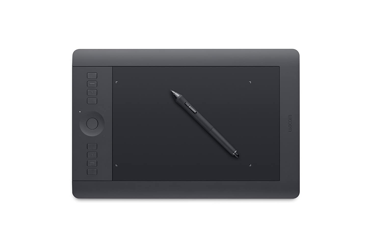 binguacom wacom intuos pro pen and touch tablet medium