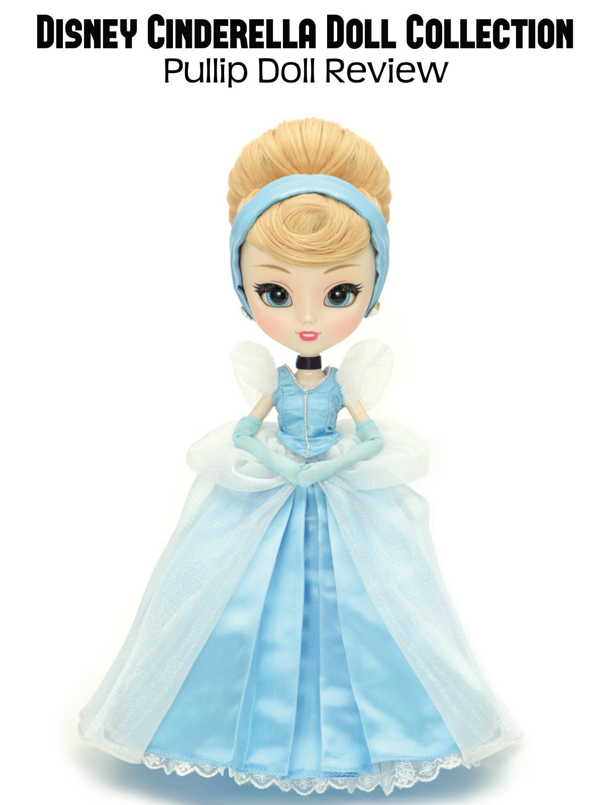 Review: Disney Cinderella Doll Collection Pullip Doll Review on Amazon Prime Video UK