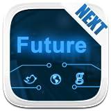 Future Next Launcher 3D Theme by GO Launcher Dev Team  (Mar 21, 2013)