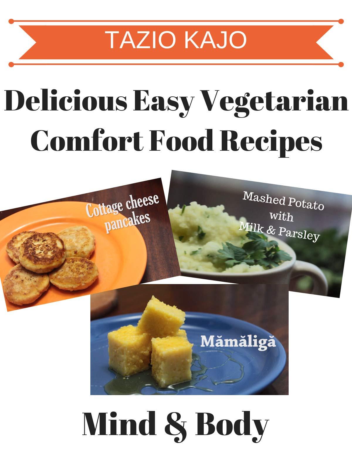 Easy Healthy Vegetarian Breakfast Recipe