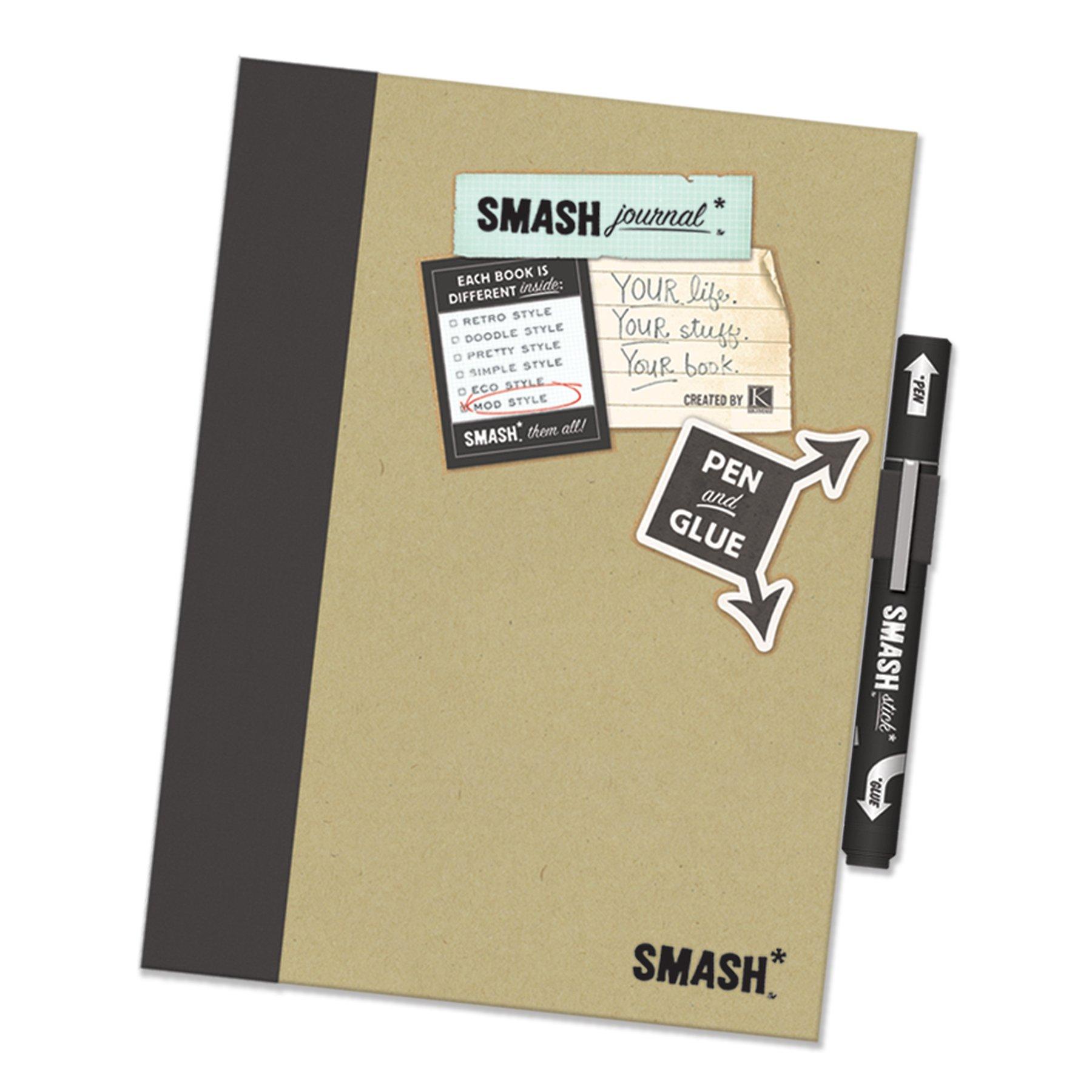 K and Company - SMASH Collection - Journal Book ... |Smash Folio Journal Kit