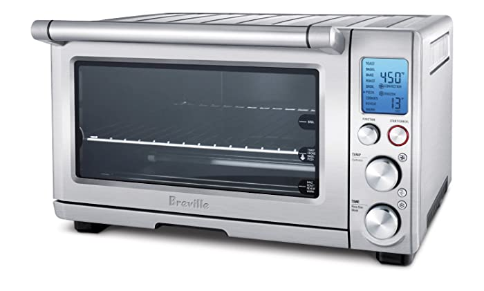 Breville BOV800XL Smart Convection Toaster Oven with Element IQ Via Amazon