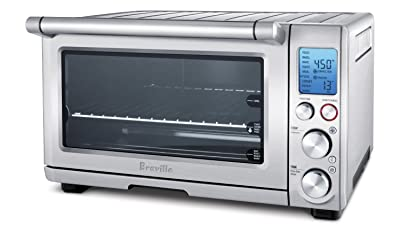 Breville BOV800XL Smart Oven and Convection Toaster Oven with Element IQ Via Amazon
