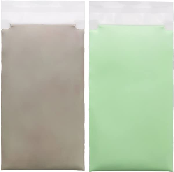 Thermochromic Pigment - 20 Grams - 10+ Colors Available (Coffee to Green) (Color: Coffee to Green)