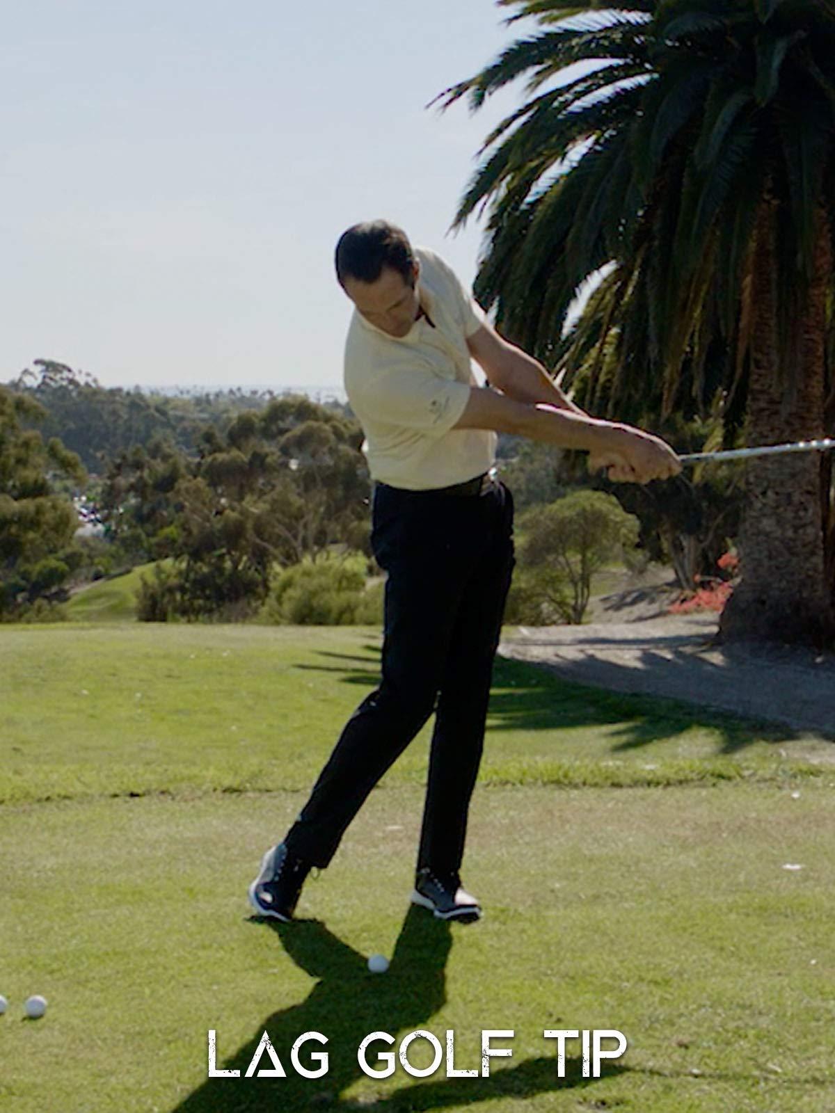 Clip: Lag Golf Tip