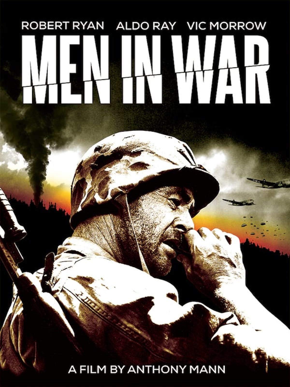 Men In War on Amazon Prime Instant Video UK