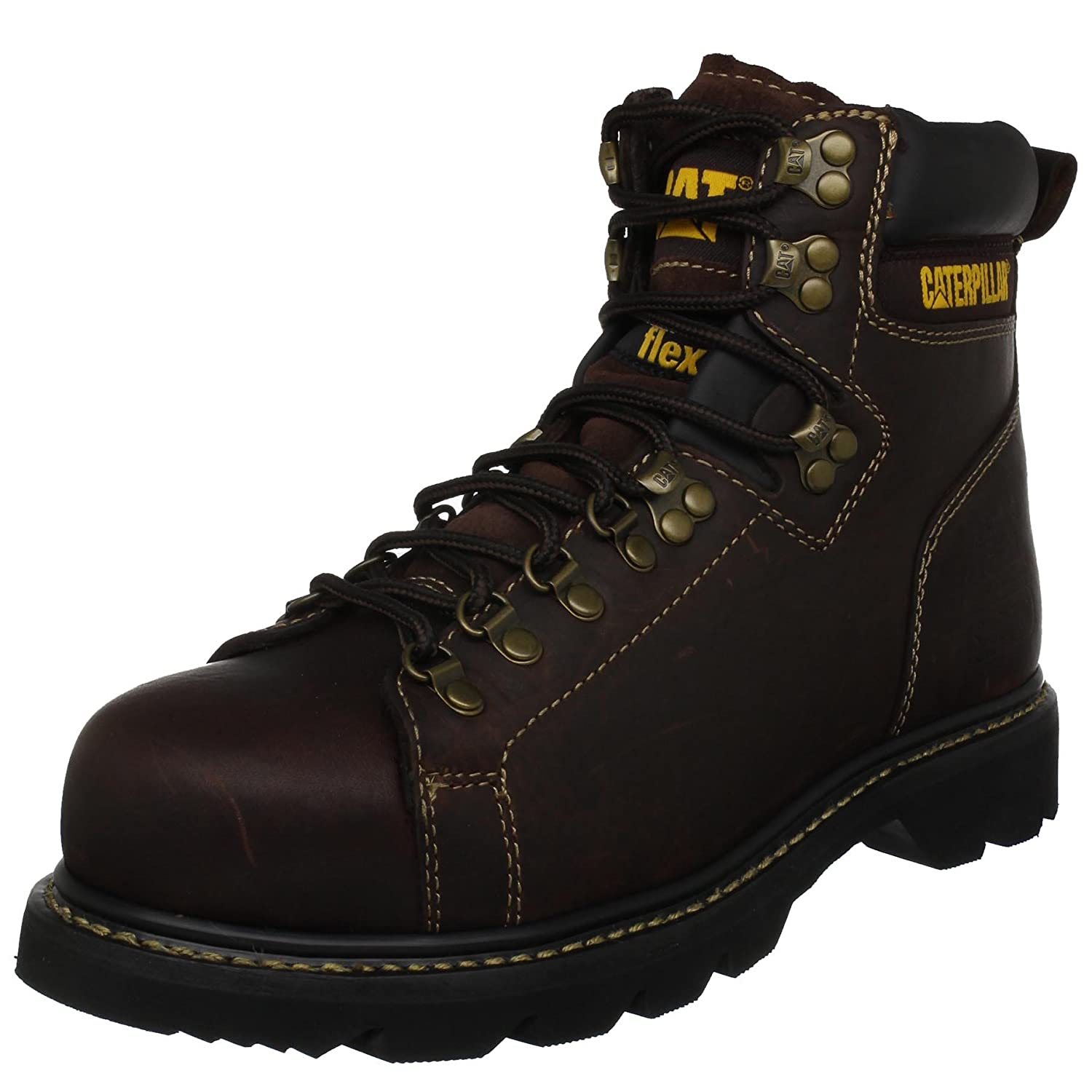 Caterpillar Men's Alaska Lace-Up Steel Toe Boot