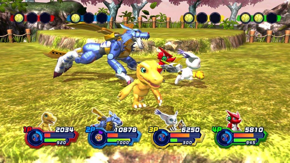 Digimon All Star Rumble Multilenguaje ESPAÑOL XBOX 360 (Region NTSC-U) (PROTOCOL) 6
