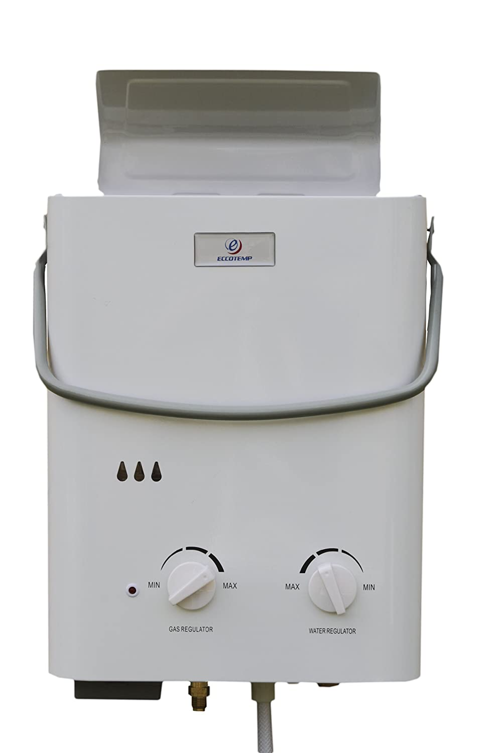 Eccotemp L5 Liquid Propane Portable Tankless Water Heater and Shower at Sears.com