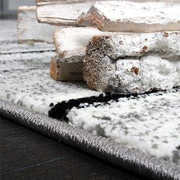 designer teppich modern trendiger teppich vintage holz optik meliert creme gr sse db818. Black Bedroom Furniture Sets. Home Design Ideas