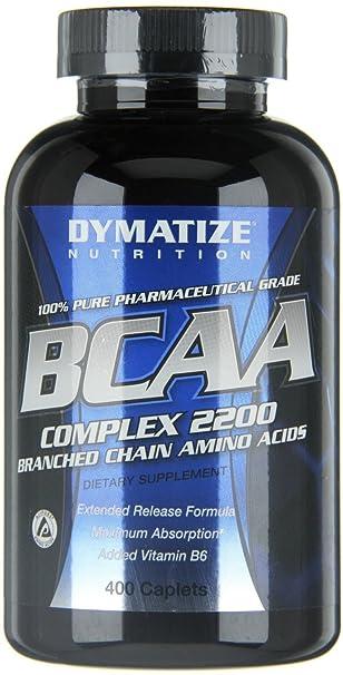 BCAA Complex 2200 400 caps EU