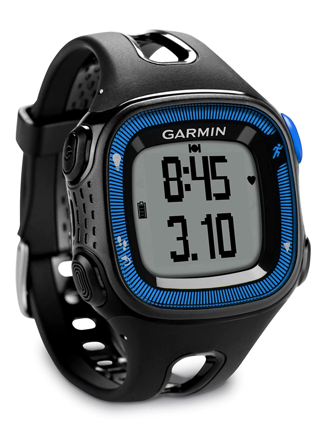 garmin gps lauf uhr forerunner 15 inkl herzfrequenz. Black Bedroom Furniture Sets. Home Design Ideas