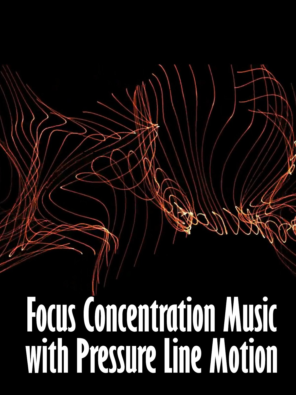 Focus Concentration Music with Pressure Line Motion on Amazon Prime Video UK
