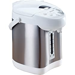 Tayama 2.8-Liter/3-Quart Electronic Water Thermo Pot (Stainless Steel)