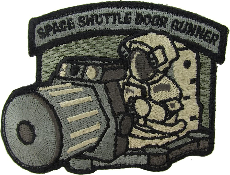 space shuttle door gunner tab - photo #8