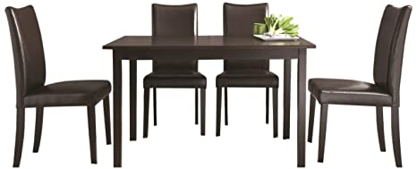 1429131 8541151 Shino Light Cappuccino Dining Furniture, 5-piece