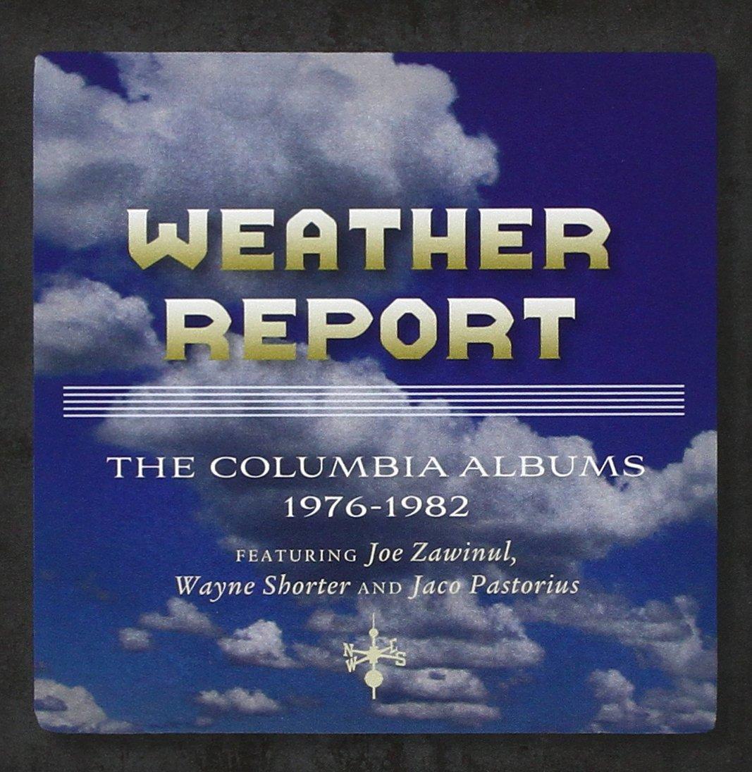 ウェザー・リポート/Columbia Albums 1976-1982 (6CD 紙ジャケット 輸入盤)