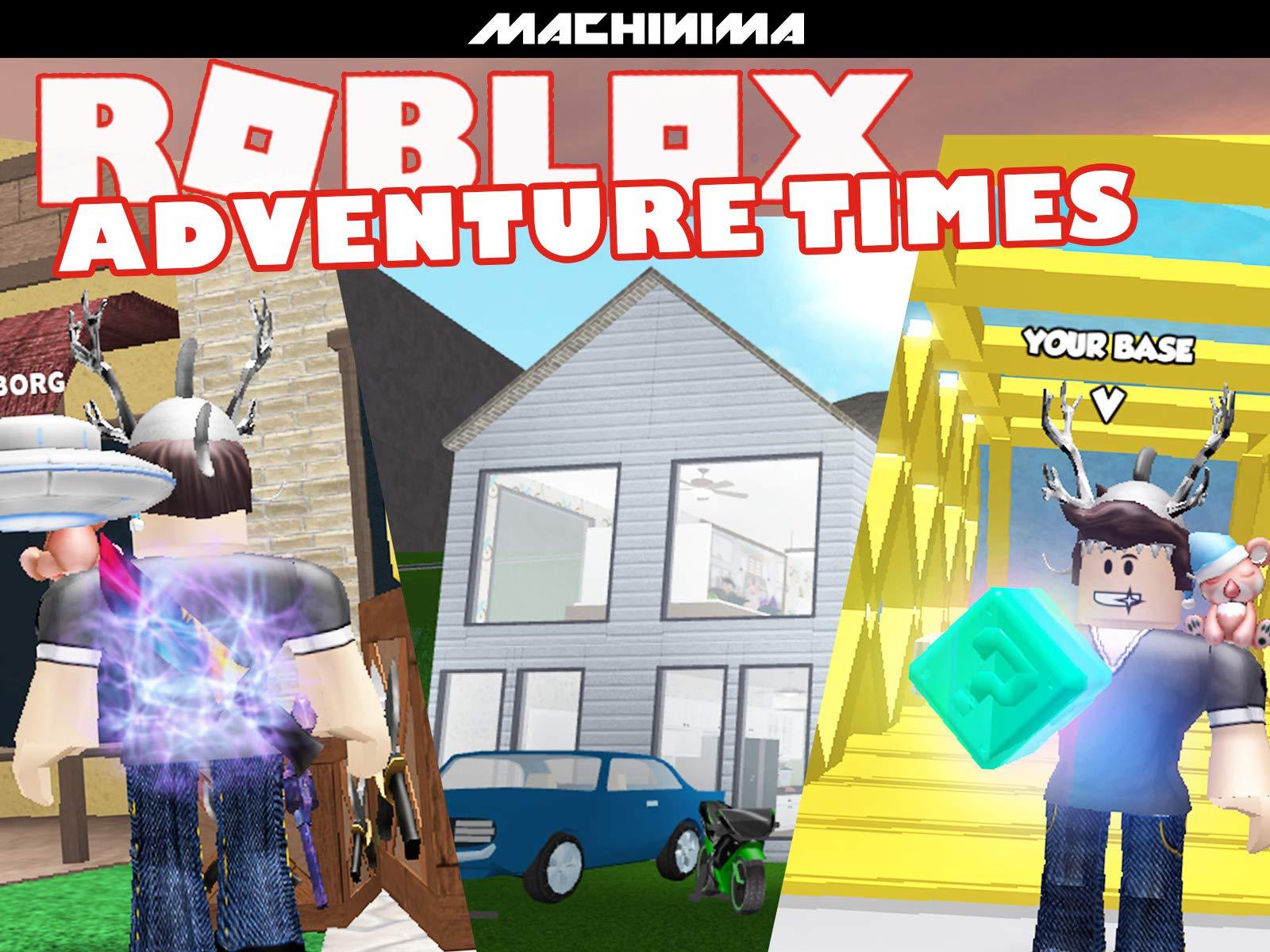 Clip: Roblox Adventure Times - Season 4