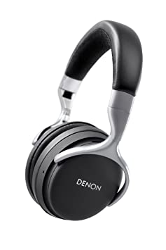 Denon AH-GC20 Casque audio Bluetooth Noir
