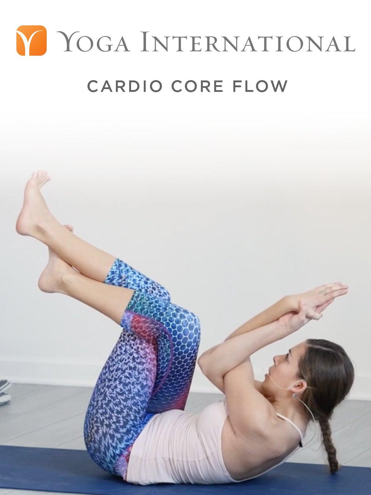 Cardio Core Flow