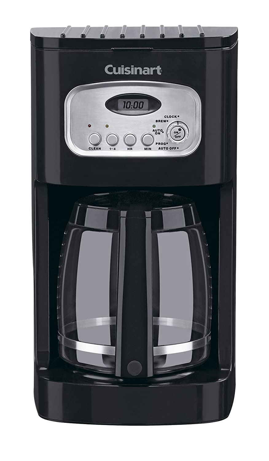 CuisinArt Coffee Maker DCC-1100BK: The Completely Automatic with the Capacity of 12 Cups