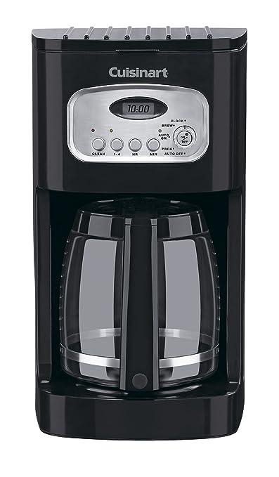 Cuisinart DCC-1100BK 12-Cup Programmable Coffeemaker