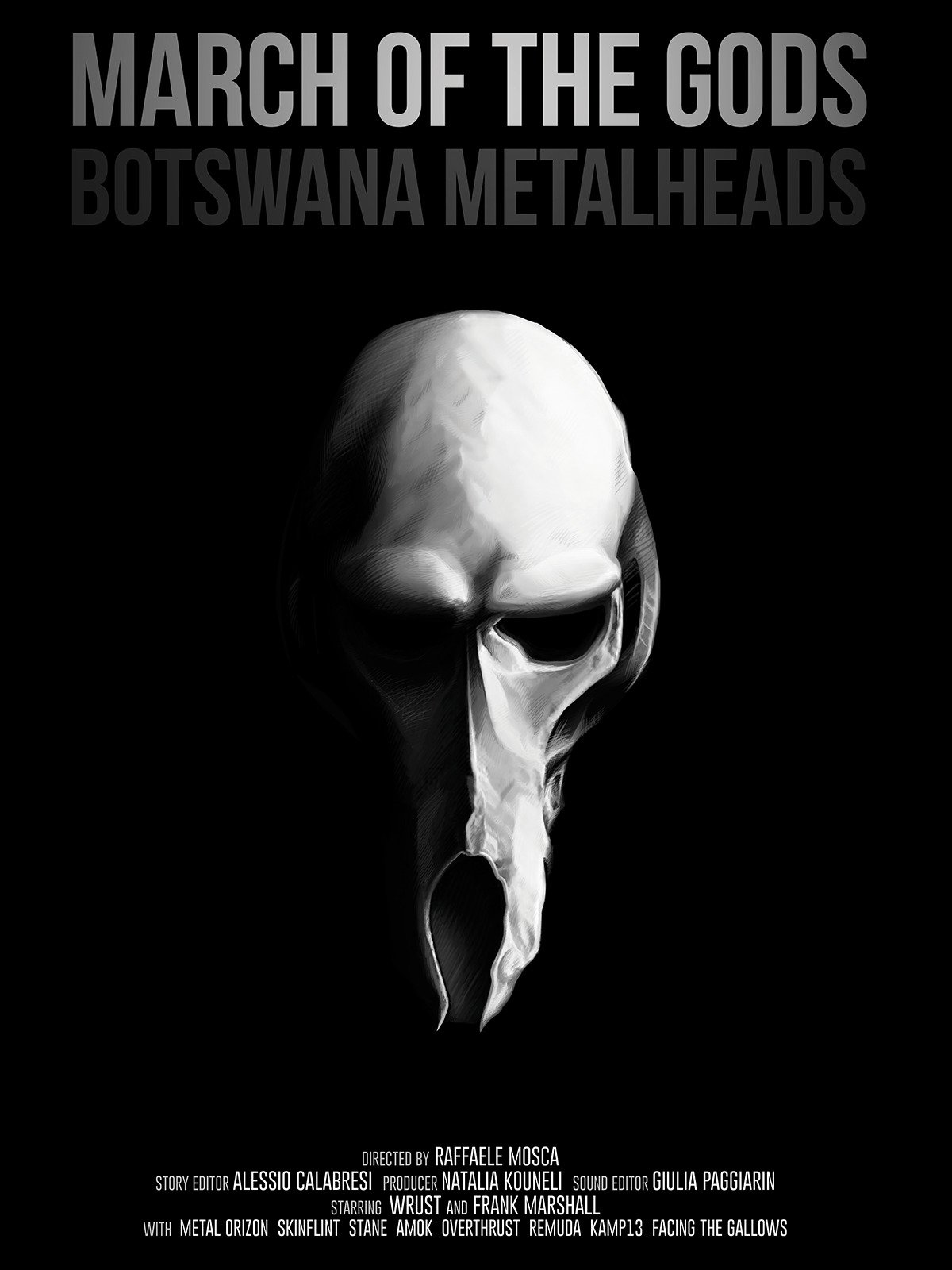March Of The Gods Botswana Metalheads